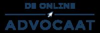 De Online Advocaat Logo
